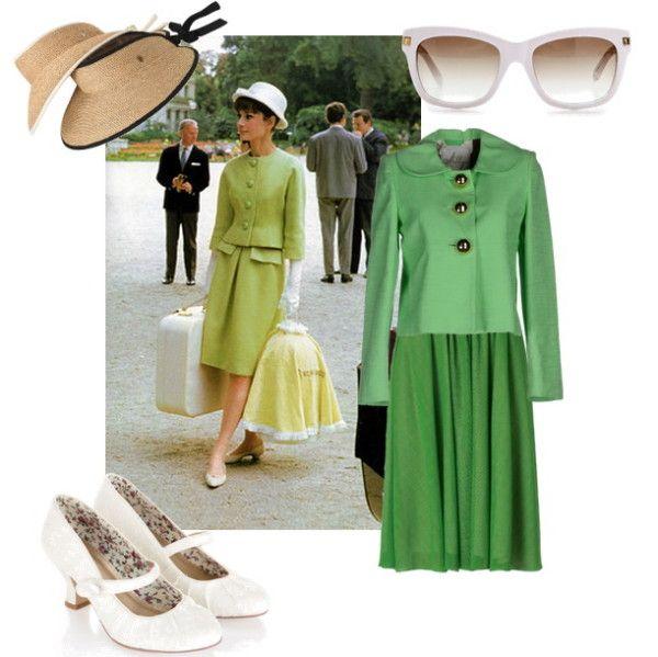 зеленая-одежда-образ