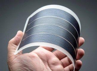 Small Thin Film Solar Panels