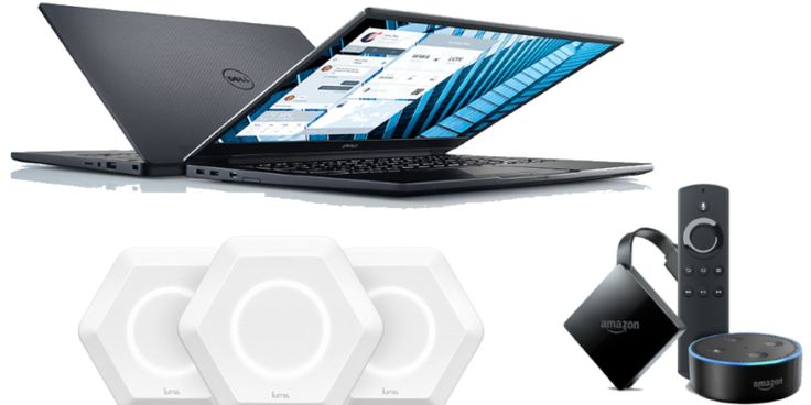 Dealmaster: Get a lightweight Dell business laptop for $600  ||  Plus deals on mesh Wi-Fi routers, Amazon's new devices, and more laptops. https://arstechnica.com/?p=1176465