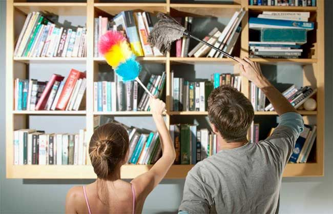 Наведение порядка дома за 15 минут в день — экономит целый выходной