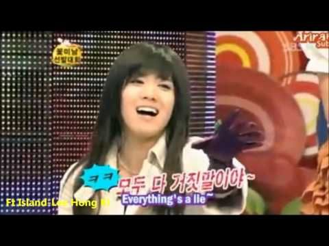 kpop idol dressed as a girl - YouTube