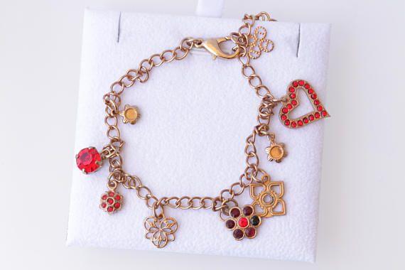 ROSE GOLD ANKLET, Red Gold Anklet, Love Anklet, #jewelry #anklet @EtsyMktgTool #rosegoldanklet #redgoldanklet #loveanklet #hawaiiananklet
