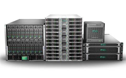 All-new HPE Gen10 Server Families  #HPE #Gen0 #Server #HPServers