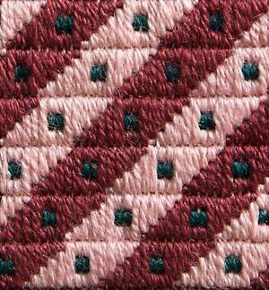 Stitch 46 - Button Down Stripes