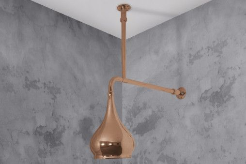 Shower Arm Copper