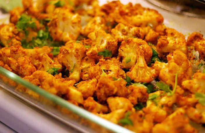 17 best comida vegetariana images on pinterest vegetarian food receta de fritos de coliflor forumfinder Choice Image
