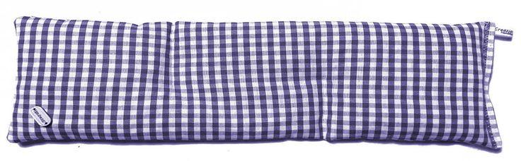 Cuscino LungoXXL coolpack noccioli di ciliegia riscaldabile in forno o microonde