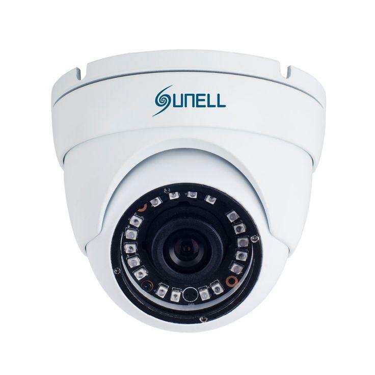 2MP <b>Mini IP</b> Dome <b>Security</b> Sunell <b>CCTV IP</b> Eyeball <b>Camera</b> 1080P ...