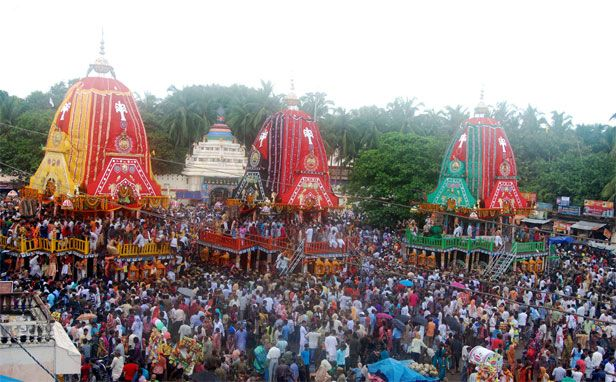 Wishing you Happy #BahudaYatra may Lord Jagannath Bless You.