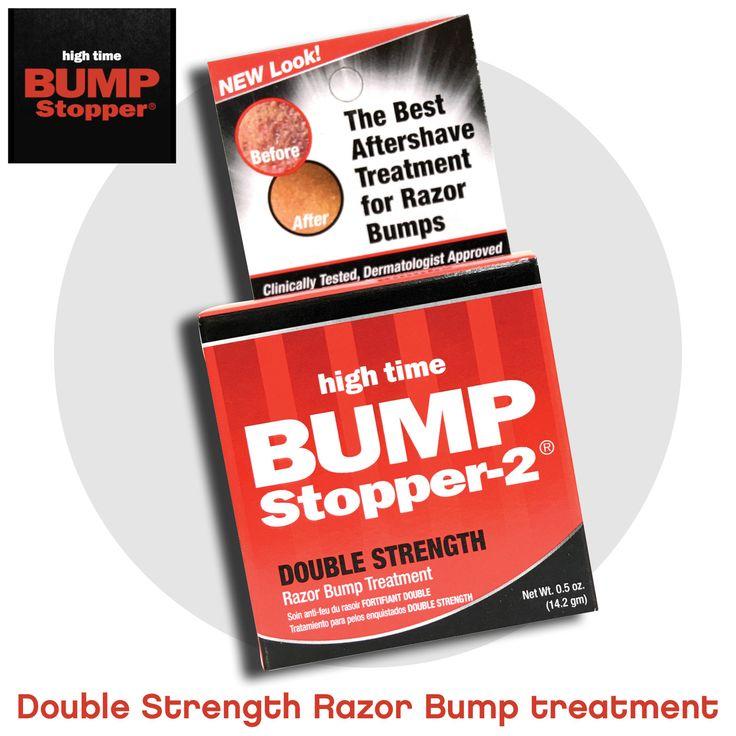 Bump Stopper-2 Razor Bump Treatment (Double Strength Formula)