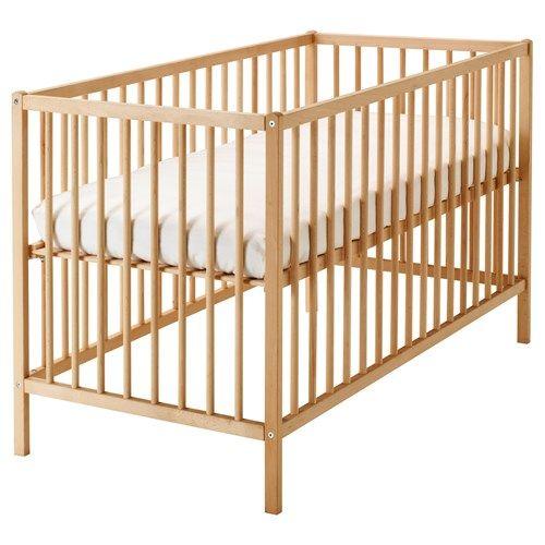 SNIGLAR, bebek karyolası, 179 TL