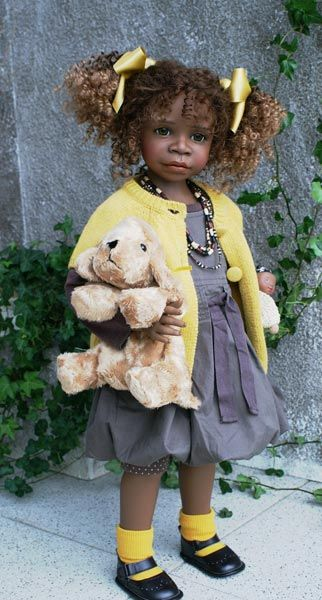 Serena.......Angela Sutter Dolls