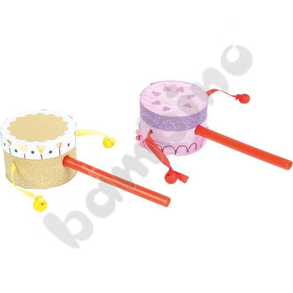 Małe bębenki do samodzielnego wykonania DIY  http://www.mojebambino.pl/produkty-do-ozdabiania/10539-male-bebenki-do-samodzielnego-wykonania.html