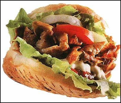 Imagen: www.just-eat.es   Necesitamos   Para el aliño moruno   5 dientes de ajo  60 gramos de mostaza  3 cucharadas de salsa de tomate  1 ...