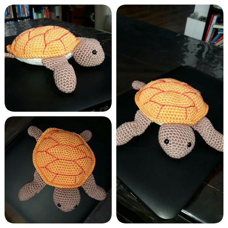 Schildpad, patroon van MyKrissieDolls