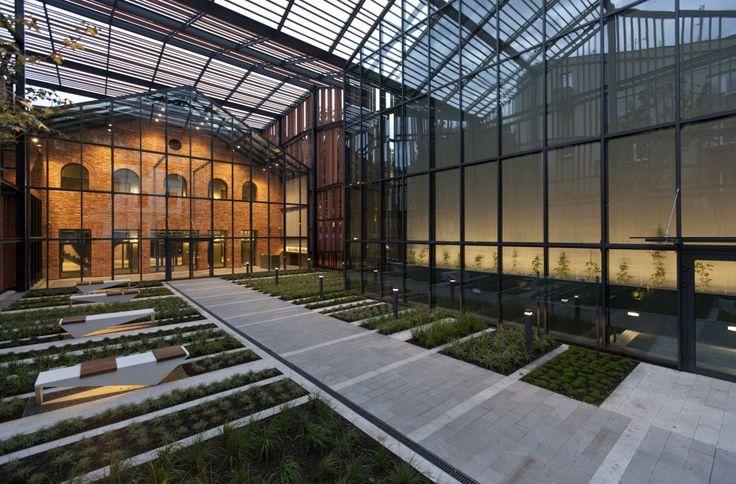 Małopolska Garden of Arts, Krakow, Poland -  Ingarden & Ewý Architects