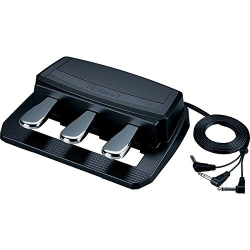 http://yourmusicalinstruments.info/roland-rpu-3/ - Here's a super-convenient 3-pedal piano pedal from Roland. The PRU-3 piano pedal takes three of Roland's high-quality piano pedals and...