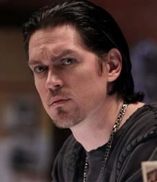 Steve Howey in Shameless as Kevin.
