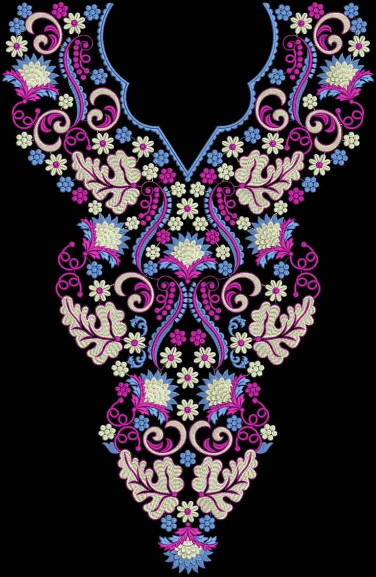 Latest Embroidery Designs For Sale, If U Want Embroidery Designs Plz Contact (Khalid Mahmood, +92-300-9406667) www.embroiderydesignss.blogspot.com Design# Loker10