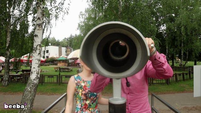 Filmowe podzekowania dla rodziców Natalia i Janek