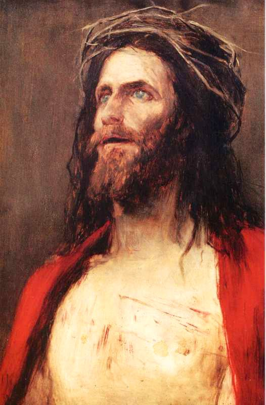 Mihály Munkácsy, Ecce Homo, 1896