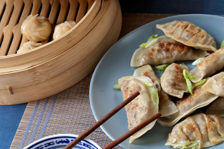 Crispy Chinese Beef Dumplings - Make delicious beef recipes easy, for any occasion