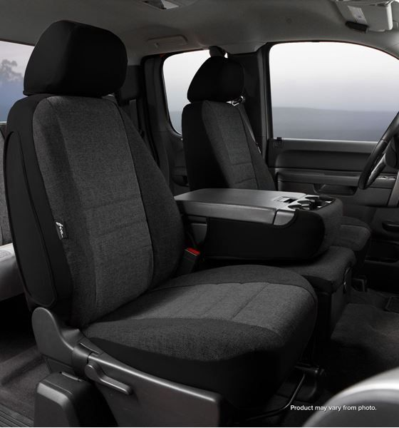 The Fia Original Equipment Standard Tweed Custom Fit Truck Seat Covers Have A Dynamic State