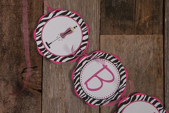 BACHELORETTE Party Banner in Hot Pink and by getthepartystarted, $21.00. For more party decorations visit www.getthepartystarted.etsy.com