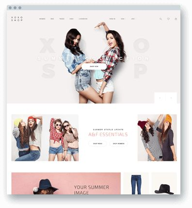 Eveprest Multipurpose PrestaShop Template Fashion - Home4