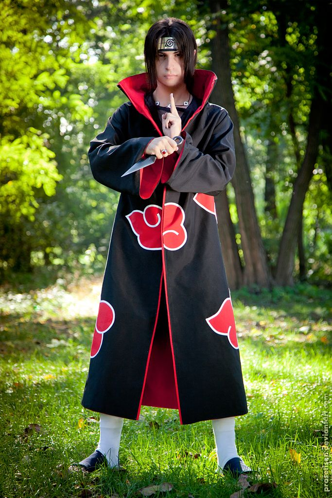 Itachi Uchiha Cosplay. You shall not pass 2! by proSetisen on DeviantArt