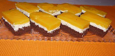 receptyywett : Tvarohový koláč so želatínou