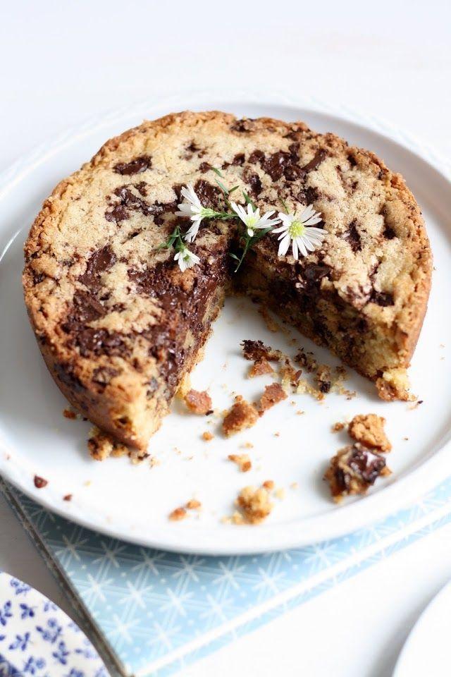 Lily's Kitchen Book: Le blondie à mi chemin entre le brownie et le cookie