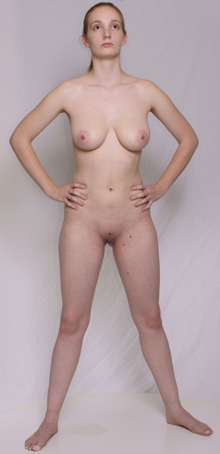 Naked transgender women