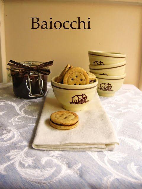 Le Ricette del Bosco Fatato: Baiocchi e Nutella homemade