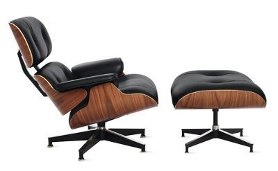 Eames® Lounge and Ottoman - Eames Chair - Design Within Reach - Design Within Reach