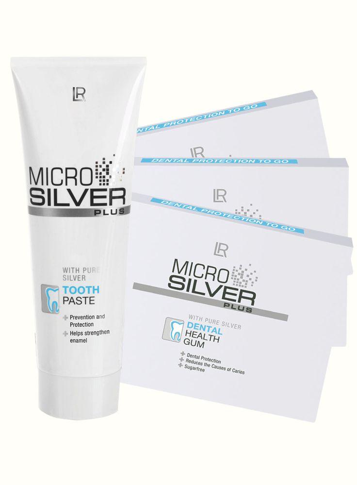 LR Micro Silver Plus Dental Care Set