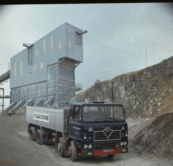 1979 Foden S10 Haulmaster - Peakstone