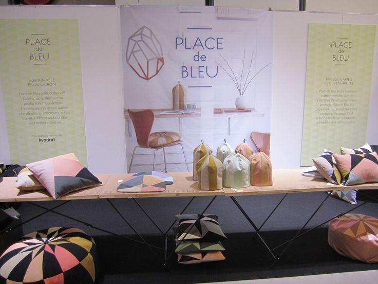 Place de Bleu at DesignTrade, jan 14