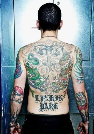33 best images about tattoo on pinterest linkin park foo fighters and raven tattoo. Black Bedroom Furniture Sets. Home Design Ideas