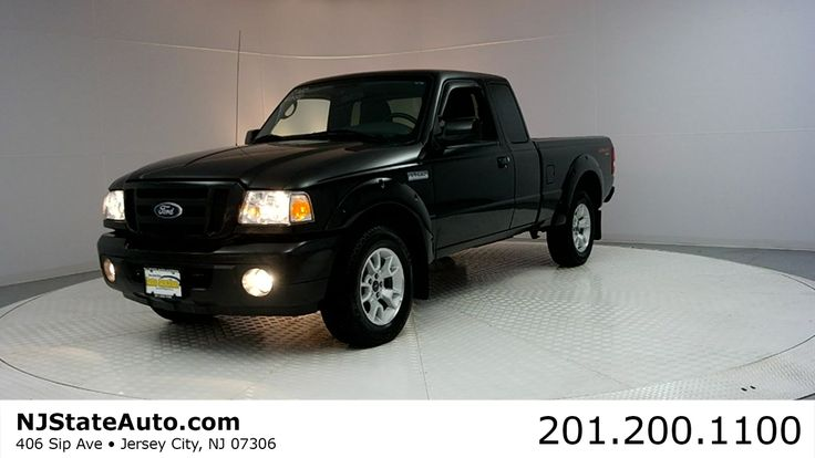 2010 Ford Ranger 4WD 4dr SuperCab - NJ Auto Auction in Jersey City www.NJStateAuto.com