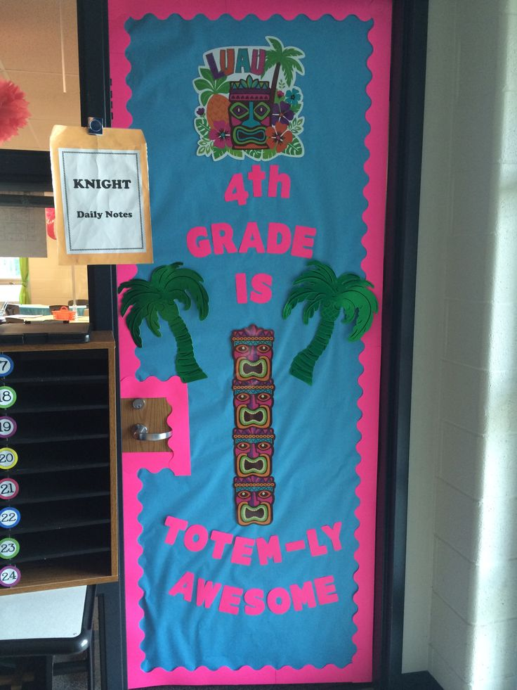 Classroom Luau Ideas ~ Best images about teacher appreciation door ideas on