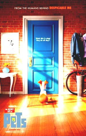 Secret Link Streaming Bekijk The Secret Life of Pets 2016 FULL Cinemas WATCH…