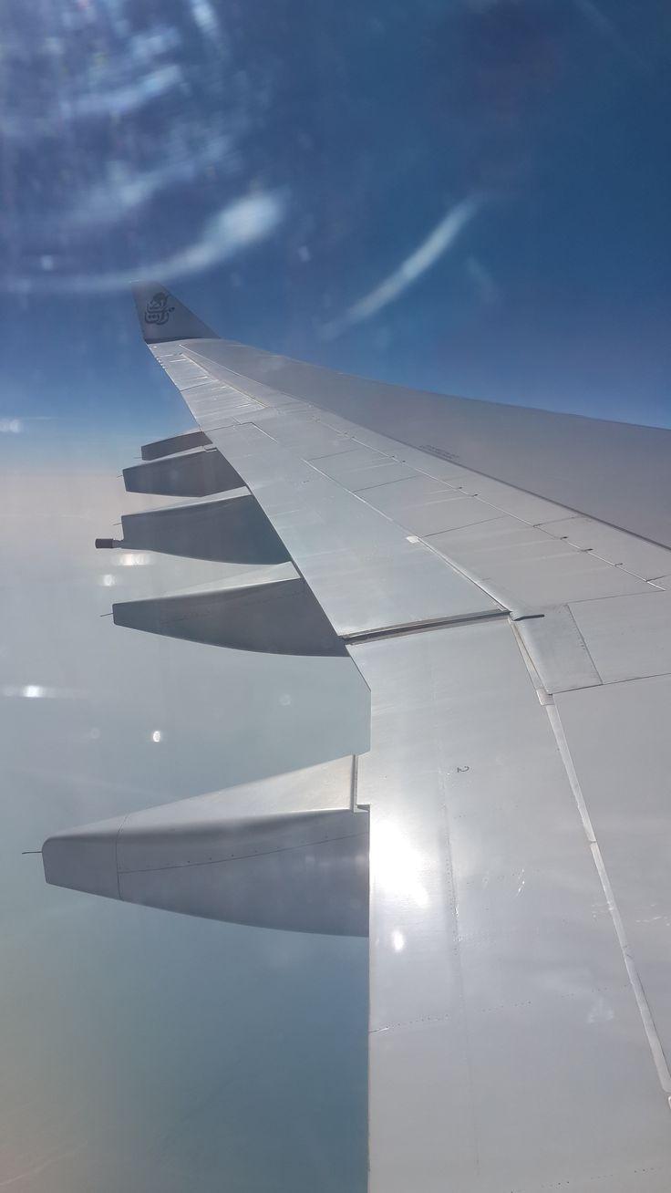 Emirates. Dubai to Athens