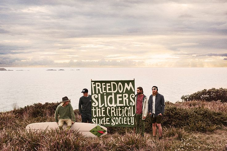 FREEDOM SLIDERS// Photography by Jedd Cooney
