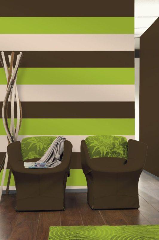 Die besten 25+ limettengrüne Tapete Ideen auf Pinterest Grüne - gestreifte grne wnde