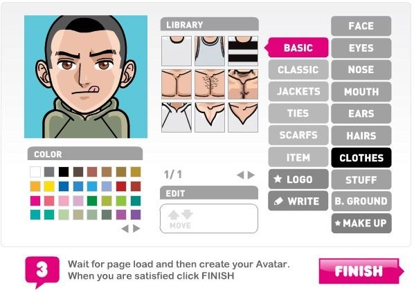 9 Sites to Create Cartoon Characters of Yourself Internet Site,  Website, Web Site