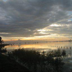 Vaal Dam sunset