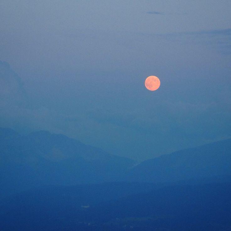 Enchanting moon