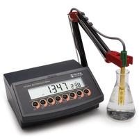 CONDUCTIMETRO DE SOBREMESA DE LABORATORIO HI 2300 - HANNA Instruments, Fabricante de instrumentos de medida y análisis.