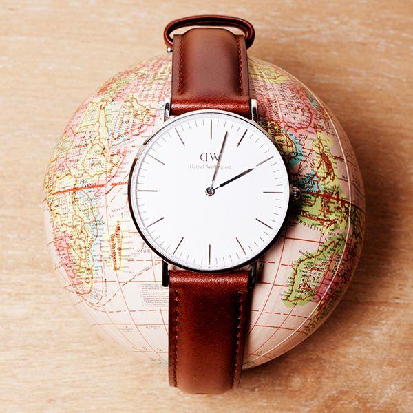 Quelle est votre meilleure heure ? L'heure Daniel Wellington ! | ReverDailleurs - Blog Voyages Sans Gluten